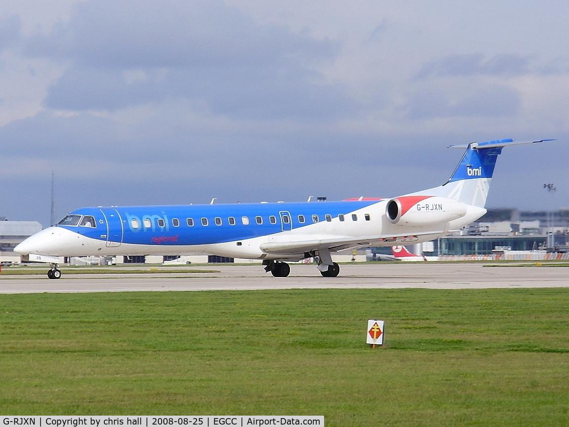 G-RJXN, 2000 Embraer ERJ-145MP (EMB-145MP) C/N 145336, BMI Regional