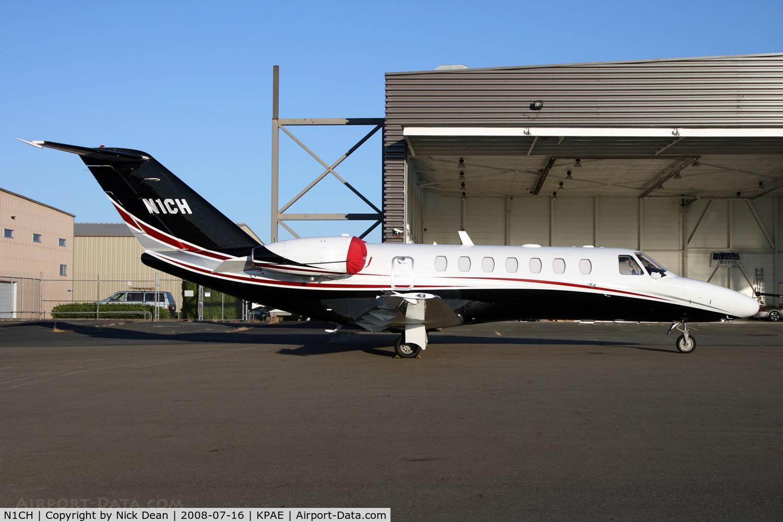 N1CH, 2006 Cessna 525B CitationJet CJ3 C/N 525B0064, Visitor