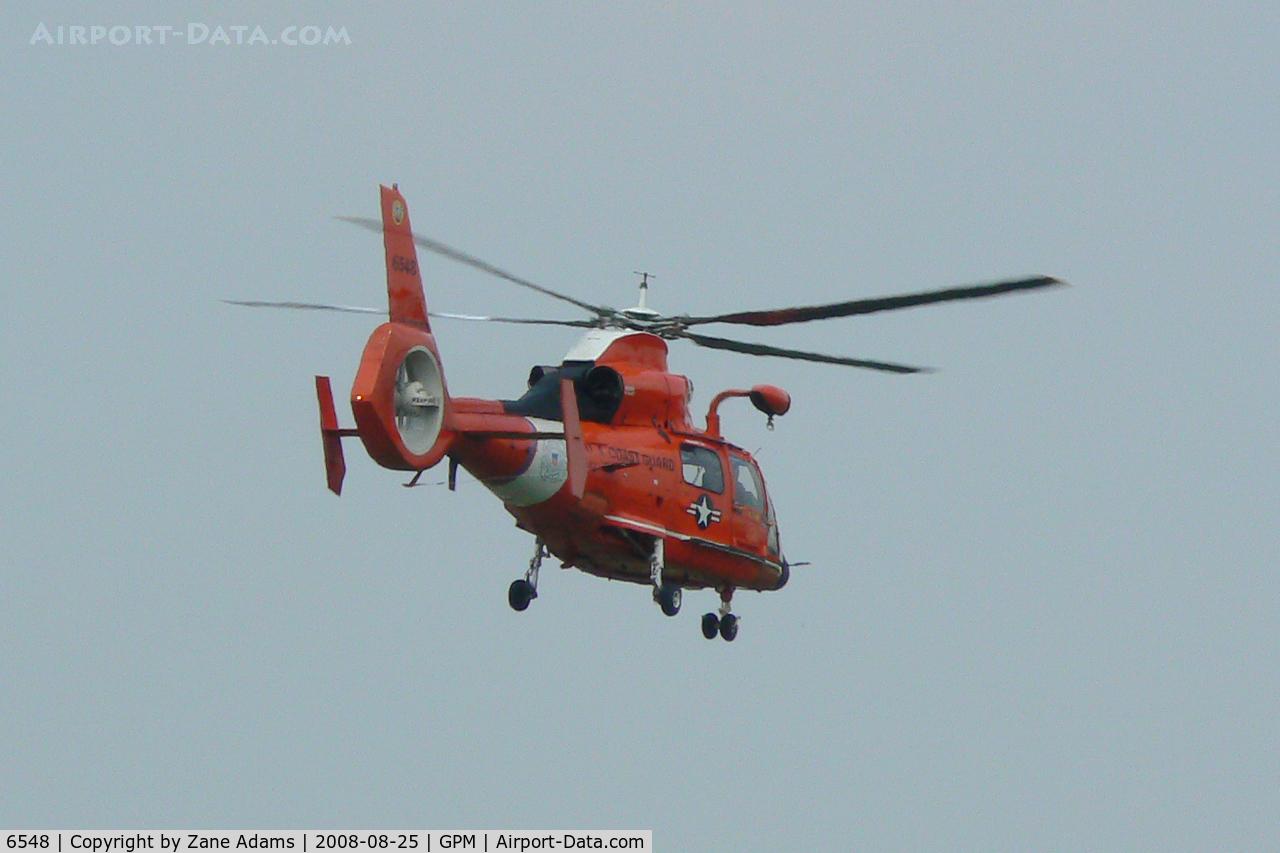 6548, Aerospatiale HH-65B Dolphin C/N 6222, USCG Dolphin at Grand Prairie Municipal