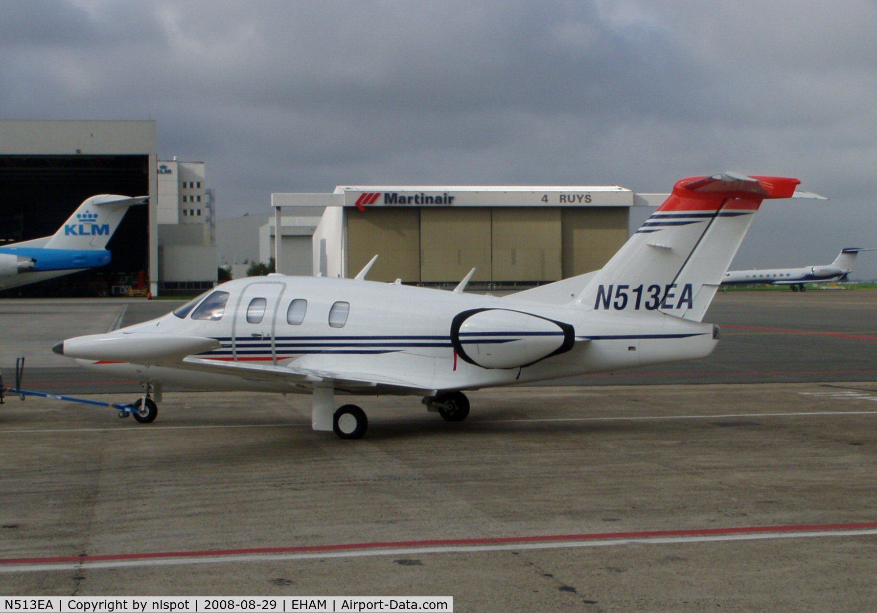 N513EA, 2007 Eclipse Aviation Corp EA500 C/N 000009, ..