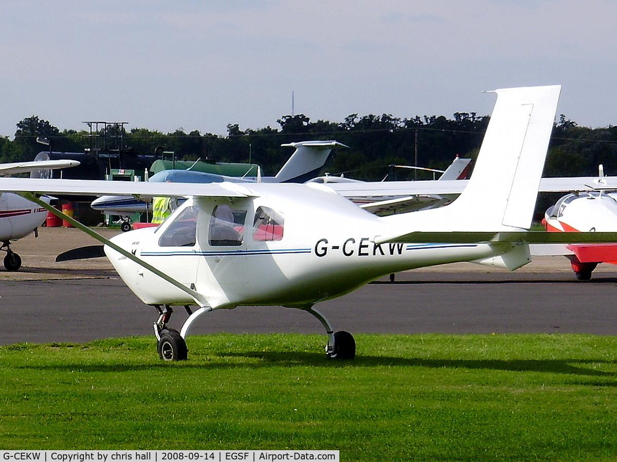 G-CEKW, 2007 Jabiru J430 C/N PFA 336-14340, private