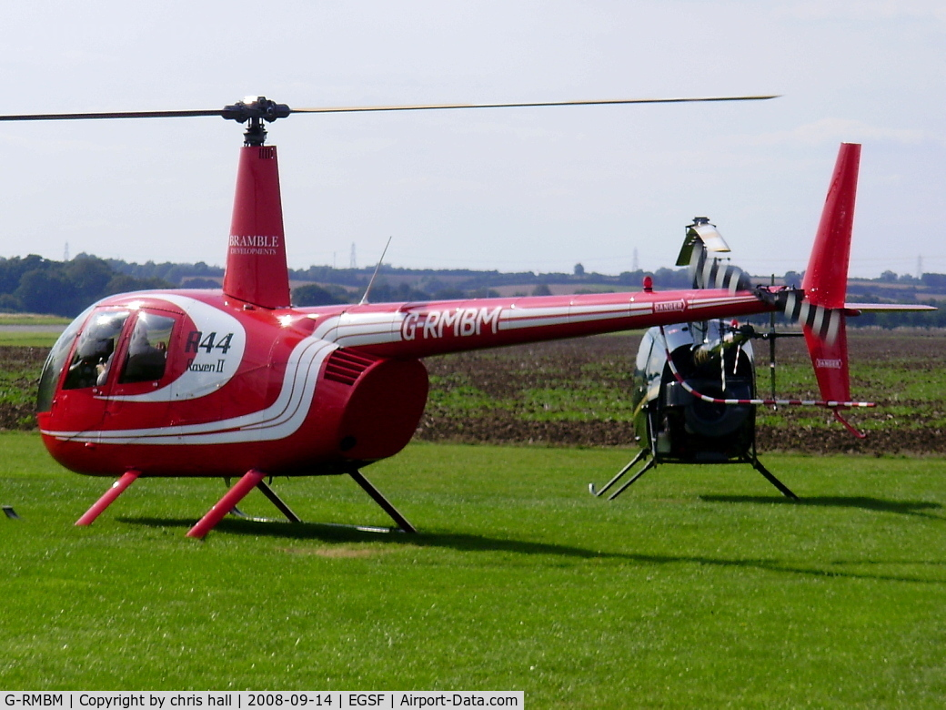 G-RMBM, 2006 Robinson R44 II C/N 11049, BRAMBLE DEVELOPMENTS