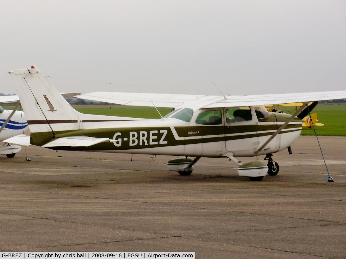 G-BREZ, 1976 Cessna 172M Skyhawk C/N 172-66742, Previous ID: EI-CHS