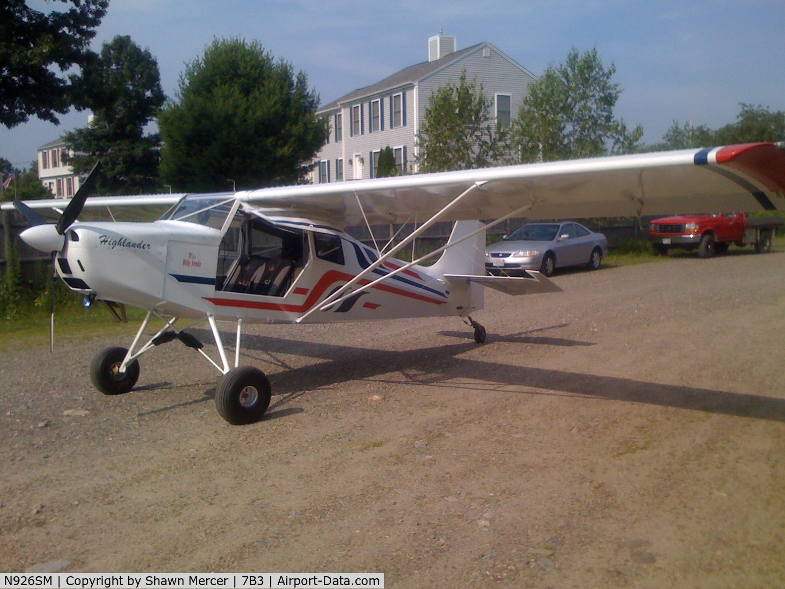 N926SM, 2006 Just Aircraft Highlander C/N JAESC0093, Just Aircraft Highlander