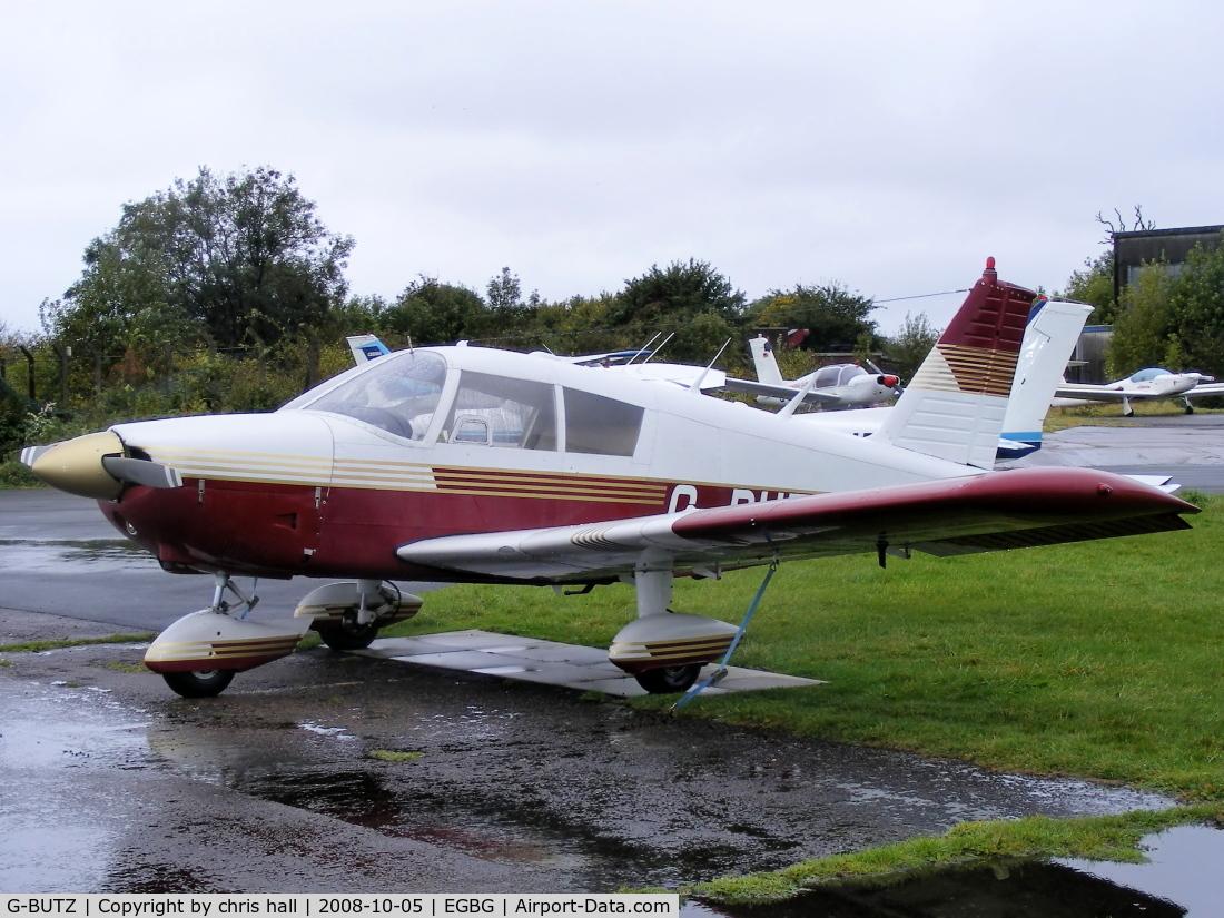 G-BUTZ, 1967 Piper PA-28-180 Cherokee C C/N 28-3107, private