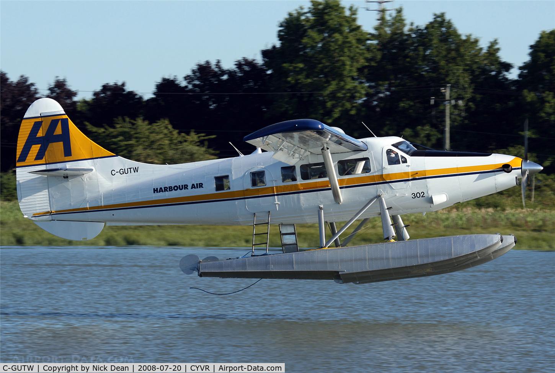 C-GUTW, 1960 De Havilland Canada DHC-3 Turbo Otter Otter C/N 405, /