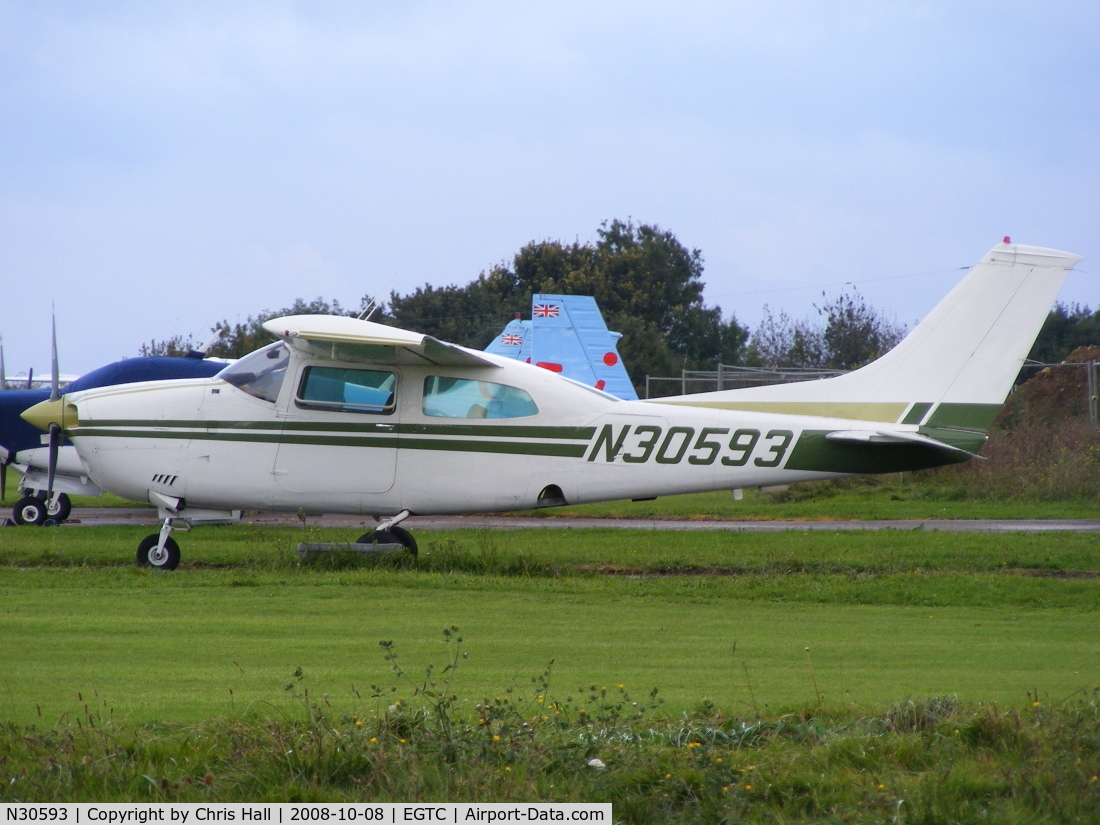 N30593, 1973 Cessna 210L Centurion C/N 21059938, SOUTHERN AIRCRAFT CONSULTANCY INC