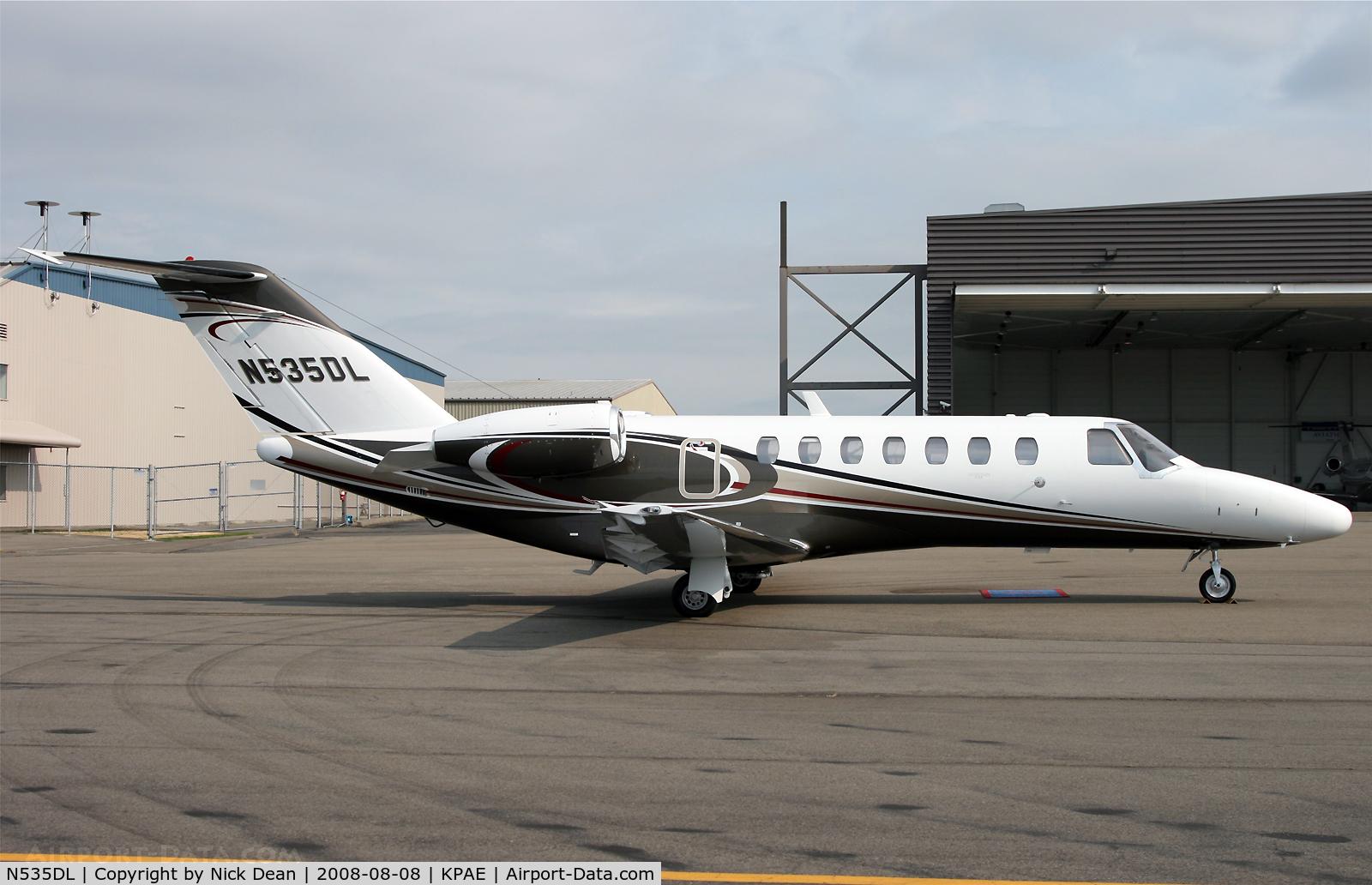 N535DL, 2007 Cessna 525B CitationJet CJ3 C/N 525B0172, /