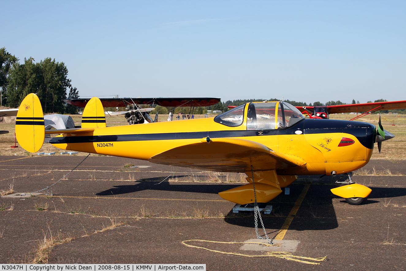 N3047H, 1946 Erco 415E Ercoupe C/N 3672, /