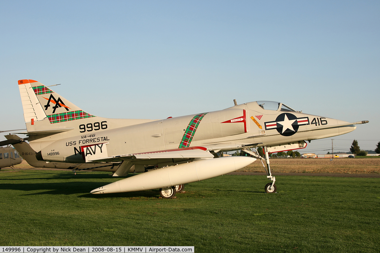 149996, Douglas A-4E Skyhawk C/N 13048, /