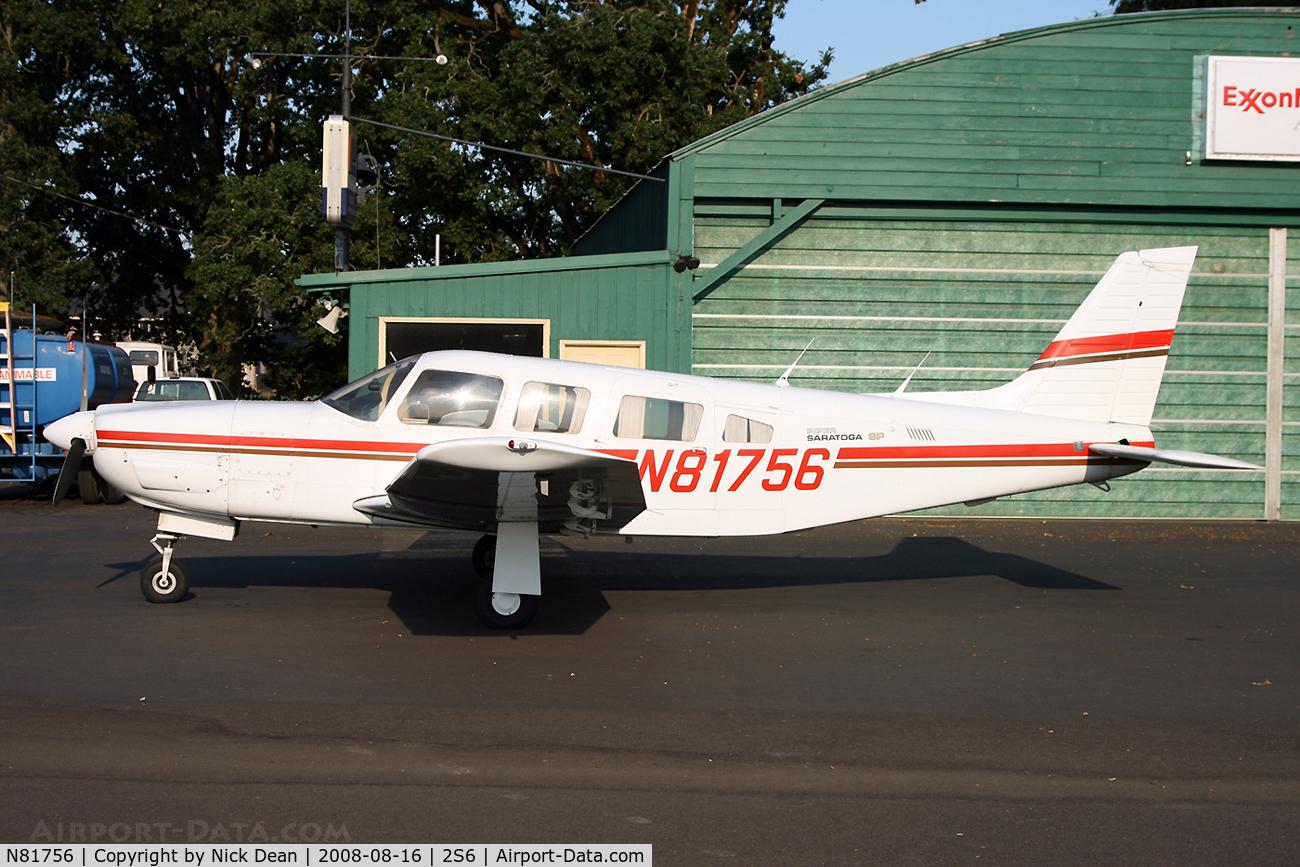 N81756, 1982 Piper PA-32R-301 C/N 32R-8313013, /