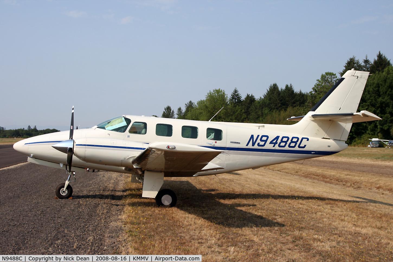 N9488C, 1982 Cessna T303 Crusader C/N T30300180, /