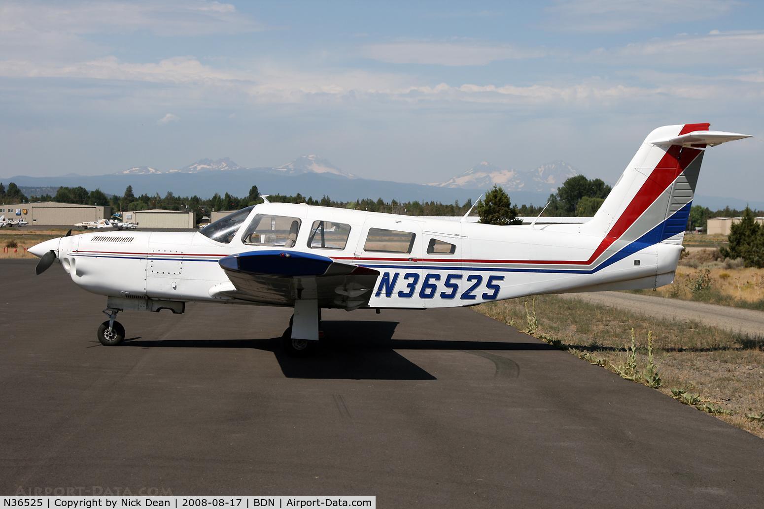 N36525, 1978 Piper PA-32RT-300T Turbo Lance II C/N 32R-7887050, /