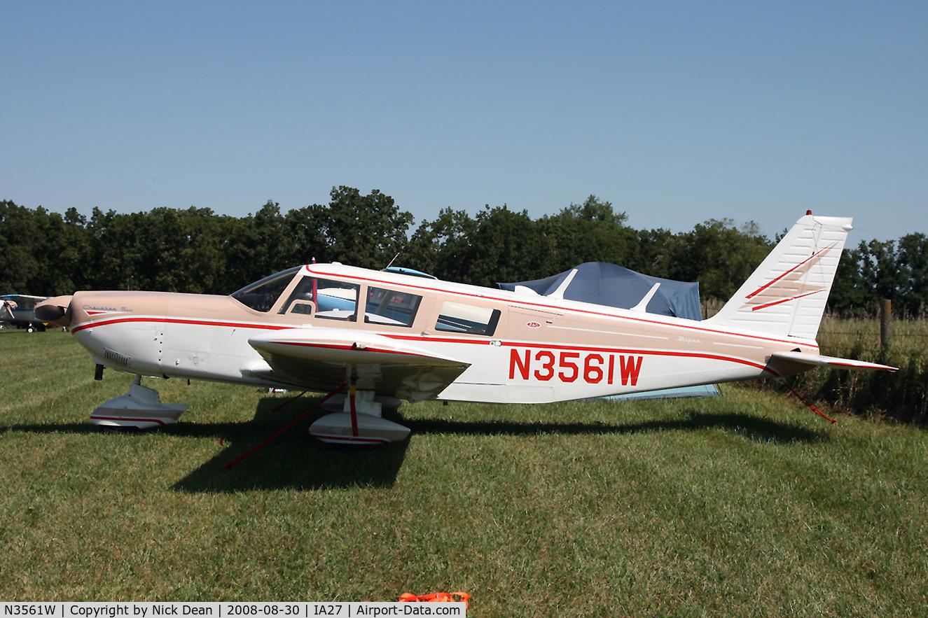 N3561W, 1966 Piper PA-32-260 C/N 32-451, /
