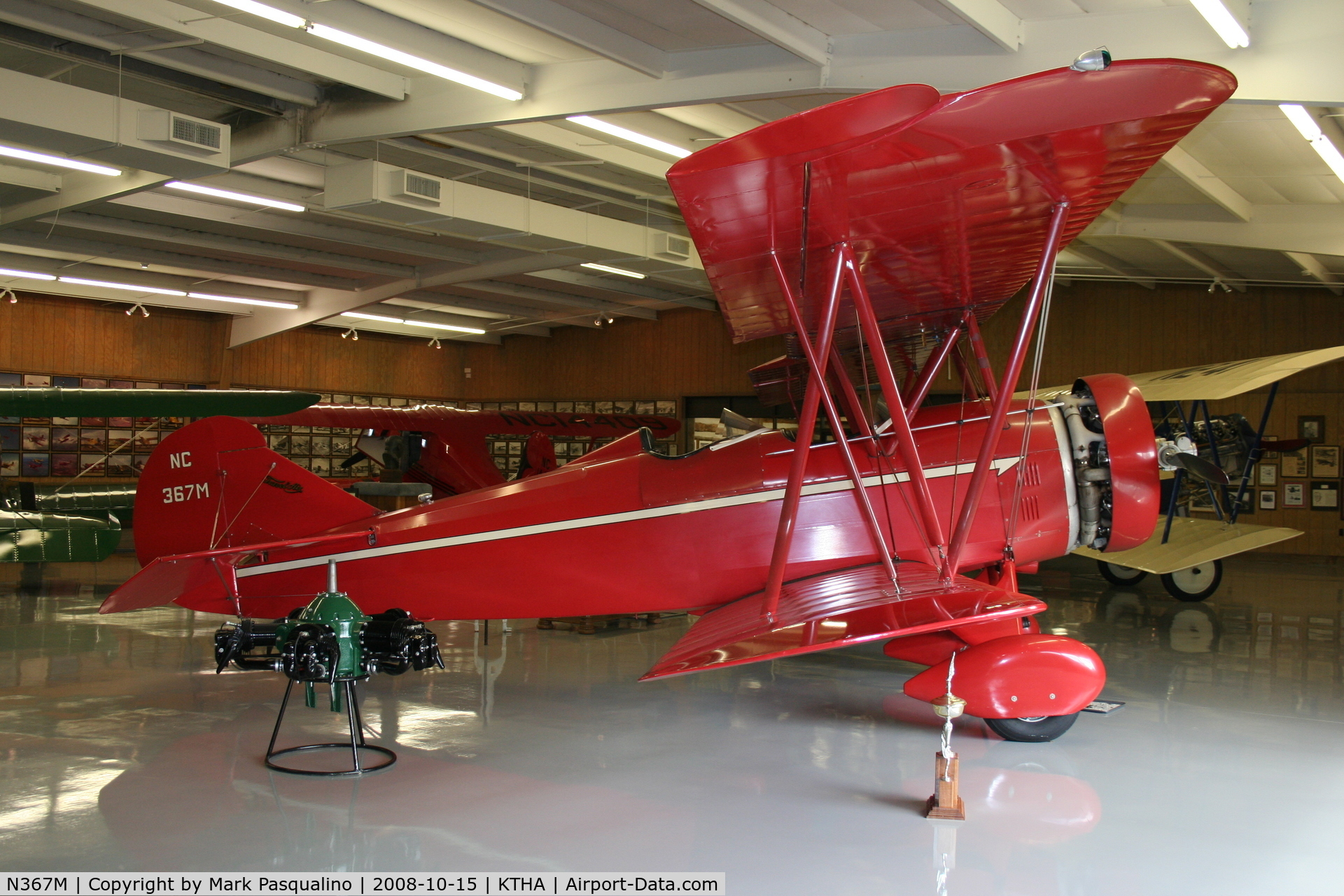 N367M, 1929 Curtiss Wright TRAVEL AIR 4000 C/N 1295, Travel Air 4000