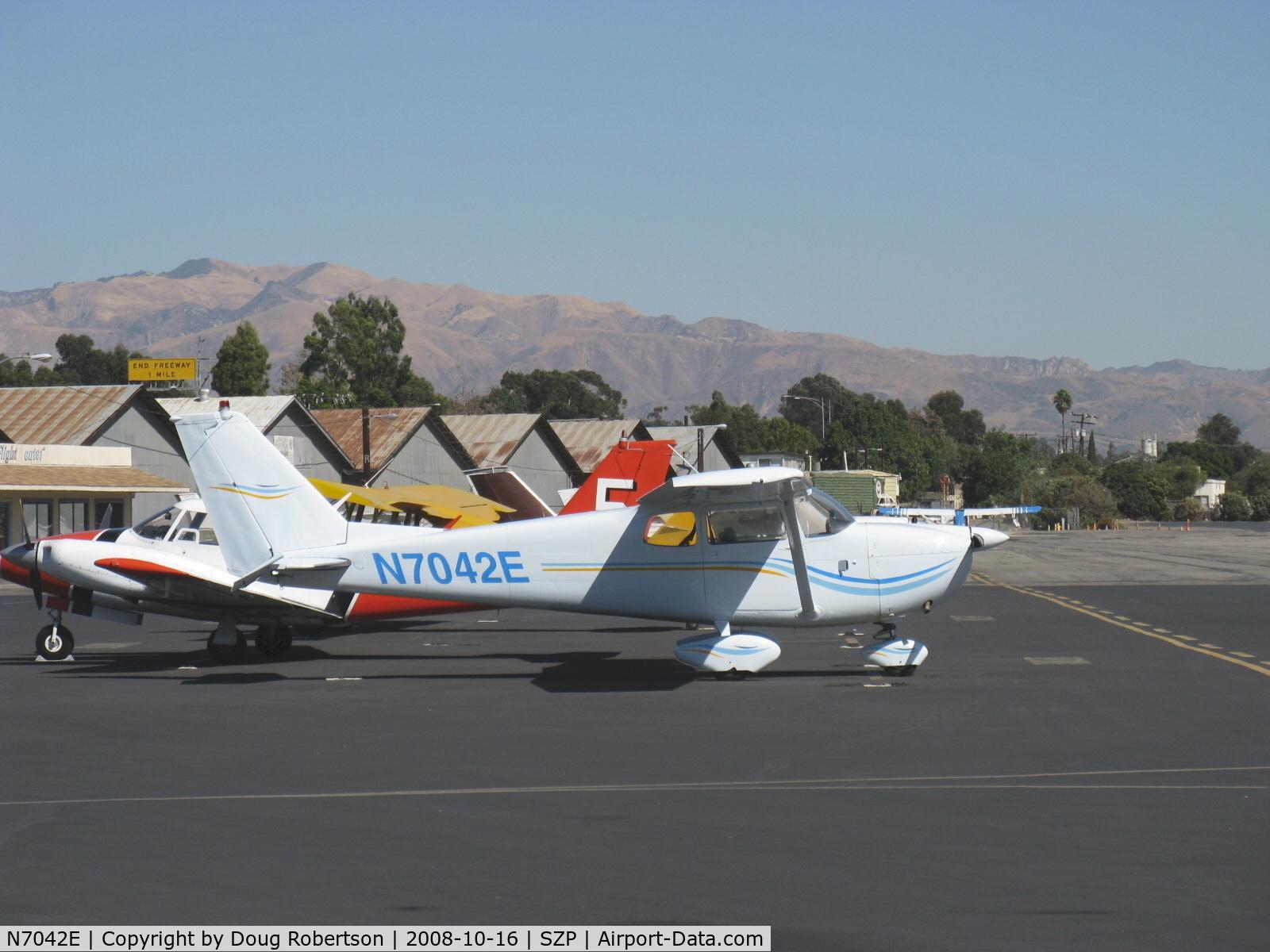 N7042E, 1960 Cessna 175A Skylark C/N 56542, 1960 Cessna 175 SKYLARK, Continental GO-300-E 175 Hp