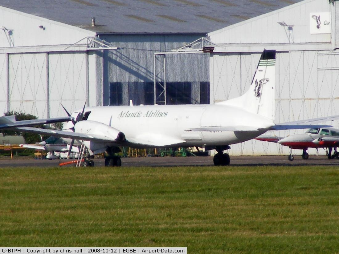 G-BTPH, 1989 British Aerospace ATP(F) C/N 2015, Atlantic Airlines