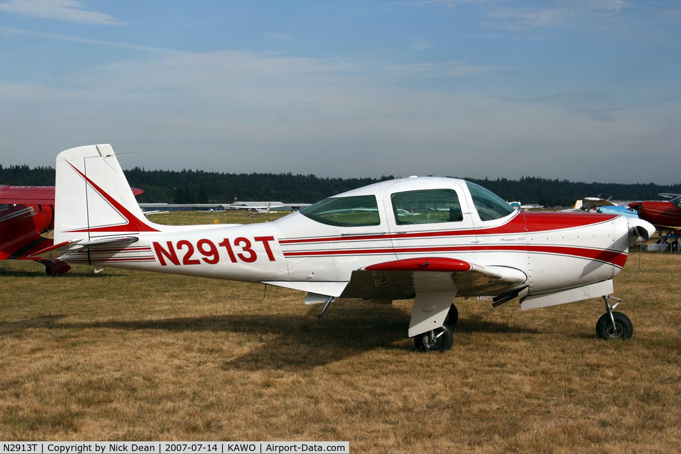 N2913T, 1966 Aero Commander 200D C/N 319, /