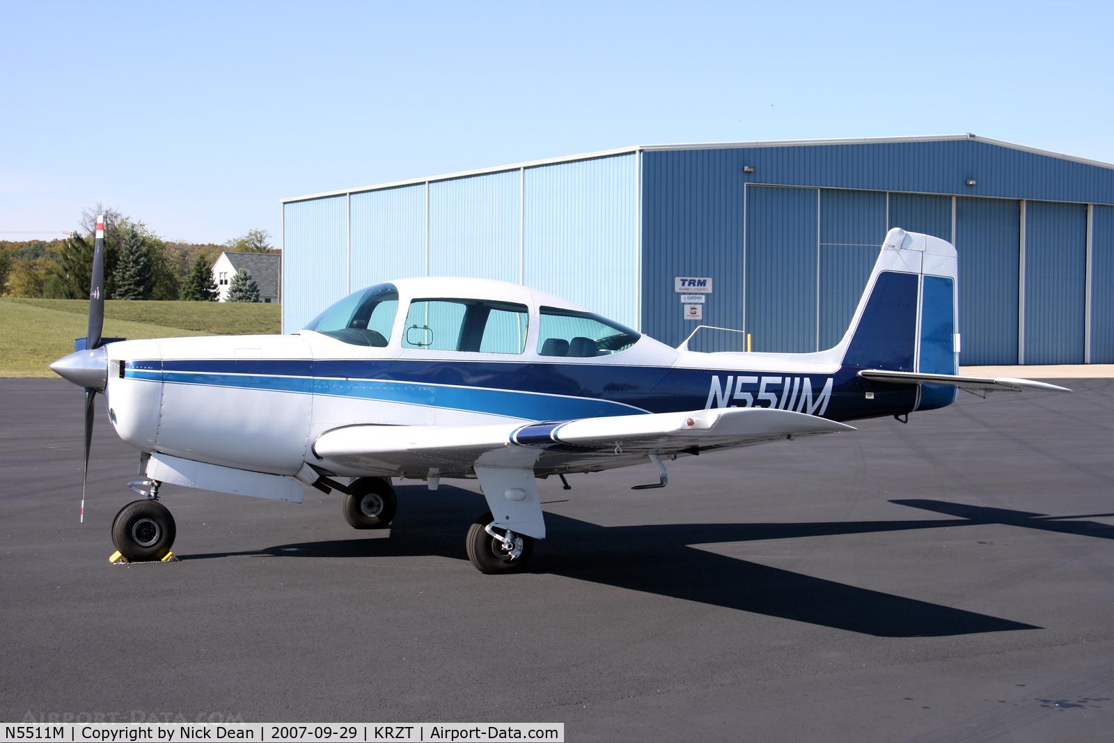 N5511M, 1967 Aero Commander 200D C/N 382, /