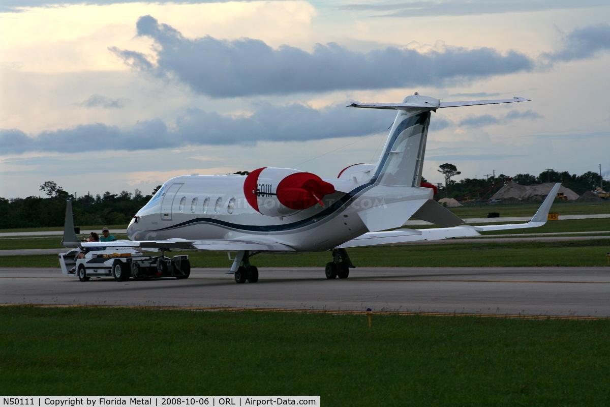 N50111, 2008 Learjet 60XR C/N 60-357, Lear 60