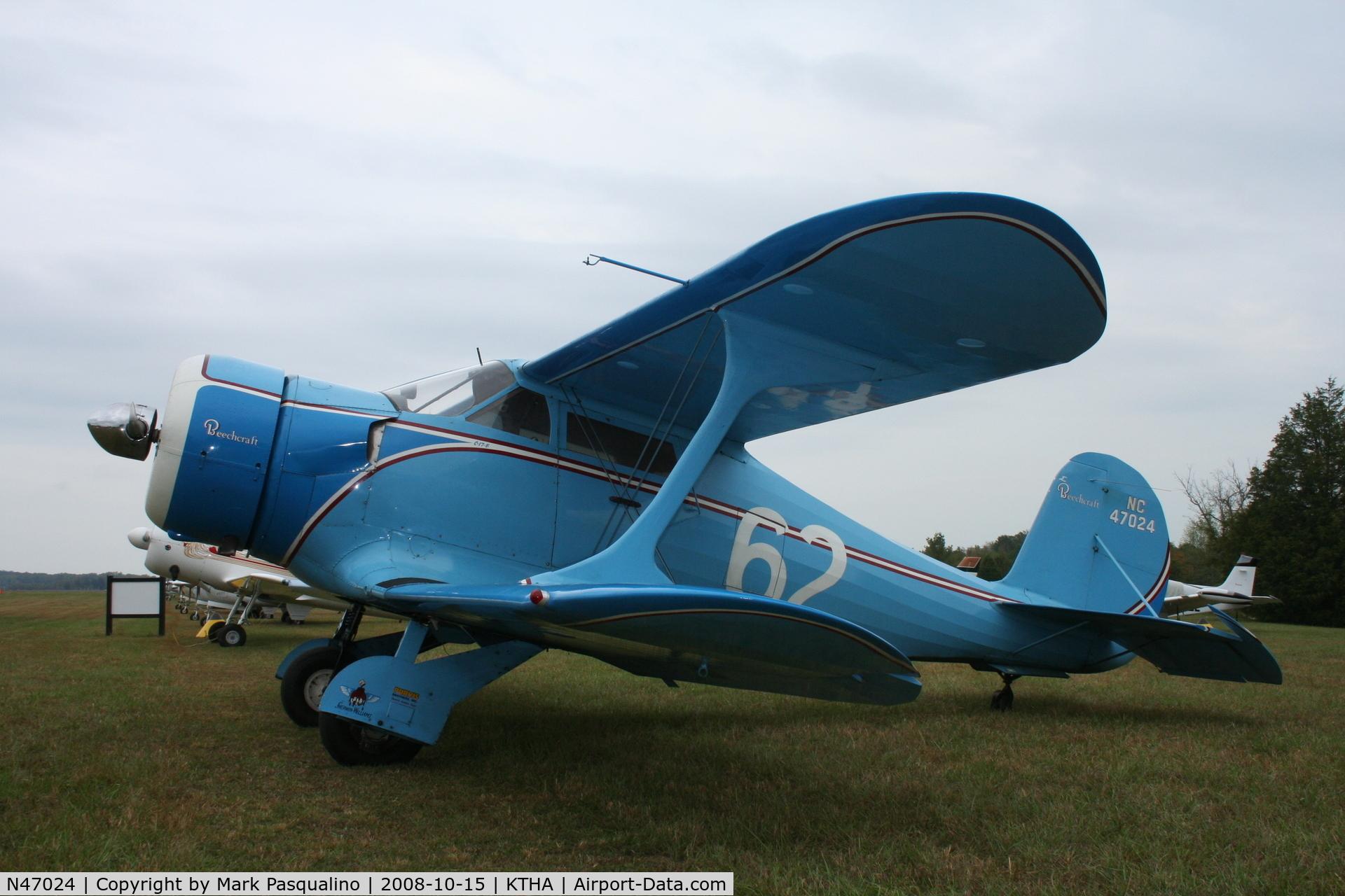 N47024, 1928 Beech C17B C/N C17B-102, Beech C17B
