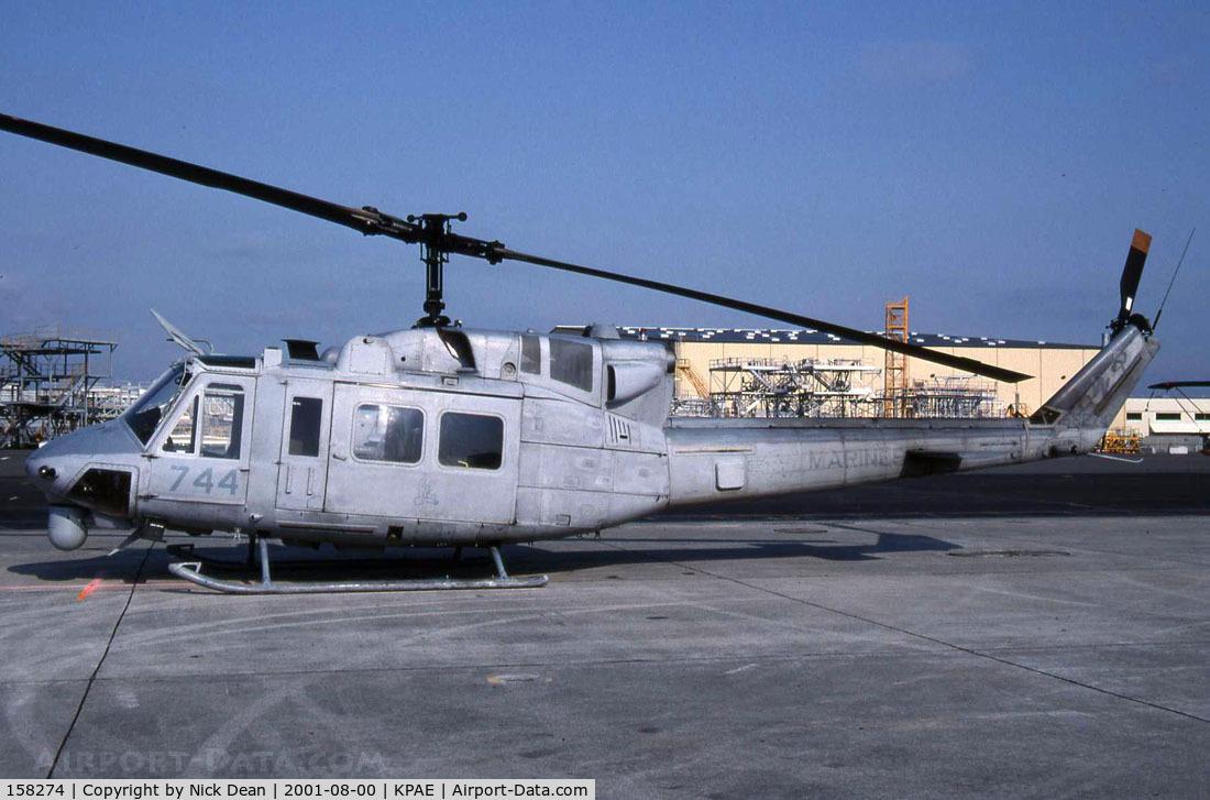 158274, Bell UH-1N Iroquois C/N 31615, /