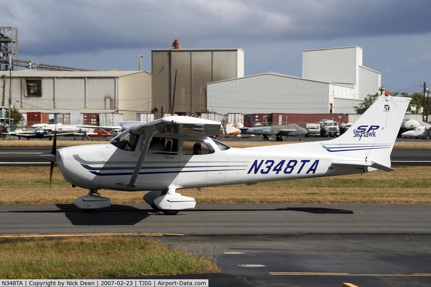 N348TA, 2003 Cessna 172S Skyhawk C/N 172S9348, /