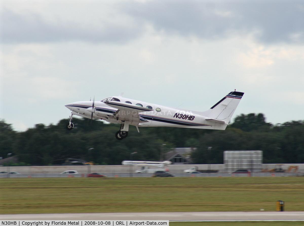 N30HB, Cessna 340A C/N 340-0786, Cessna 340A