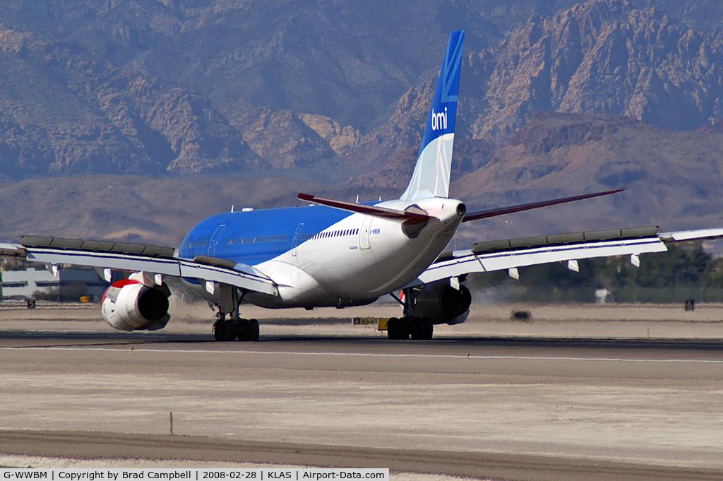 G-WWBM, 2001 Airbus A330-243 C/N 398, BMI British Midland / 2001 Airbus Industrie A330-243