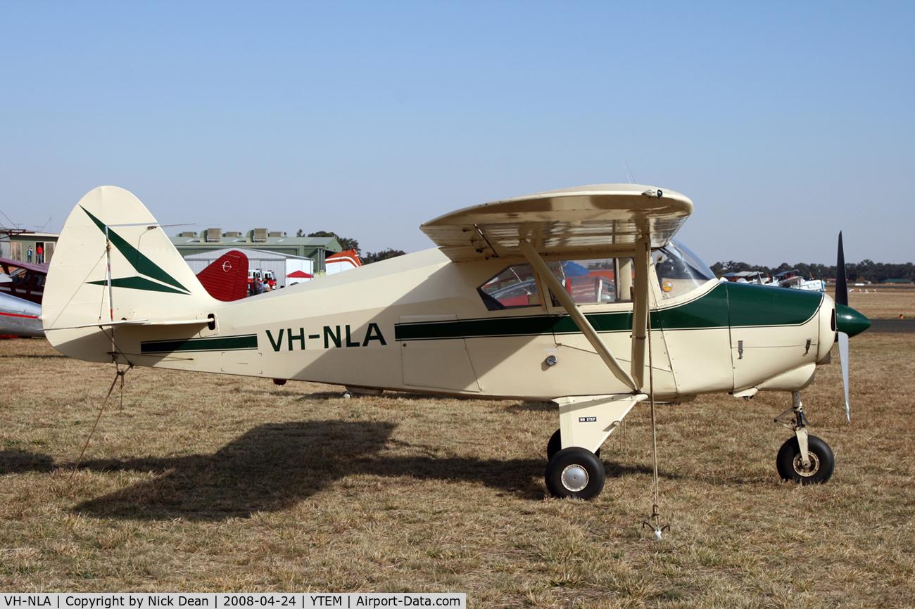 VH-NLA, 1956 Piper PA-22-150 C/N 22-3803, /