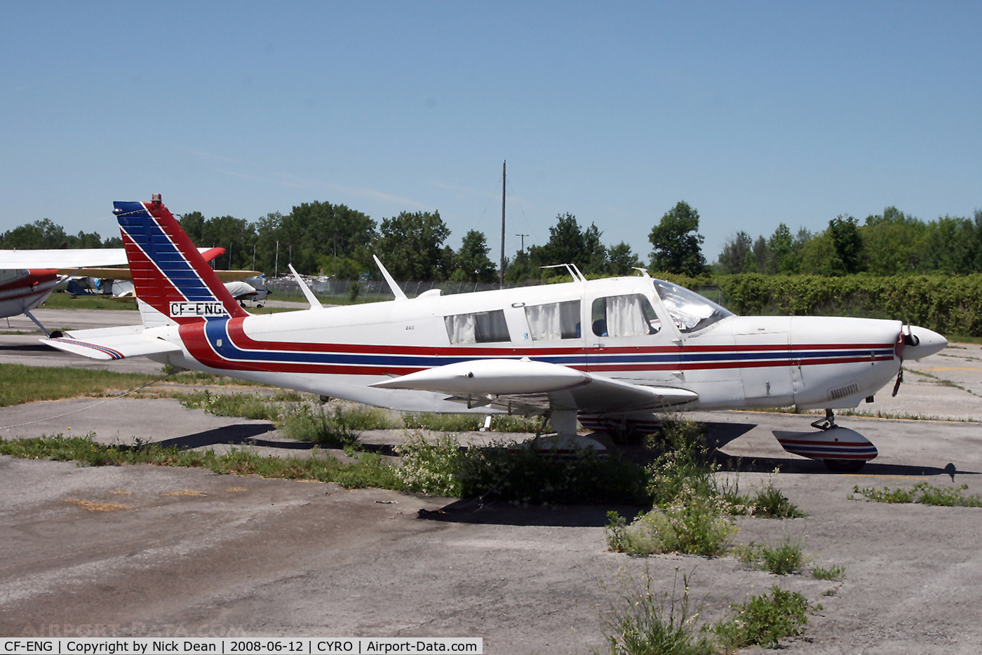 CF-ENG, 1966 Piper PA-32-260 C/N 32-675, /