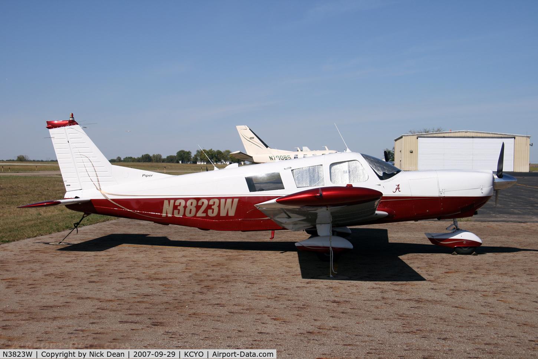 N3823W, 1966 Piper PA-32-260 C/N 32-755, /