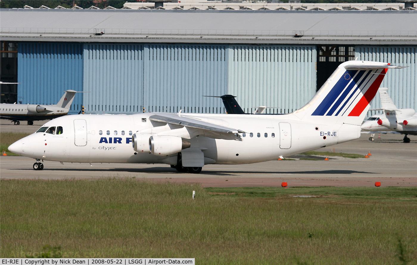 EI-RJE, 1998 BAE Systems Avro 146-RJ85 C/N E.2335, /