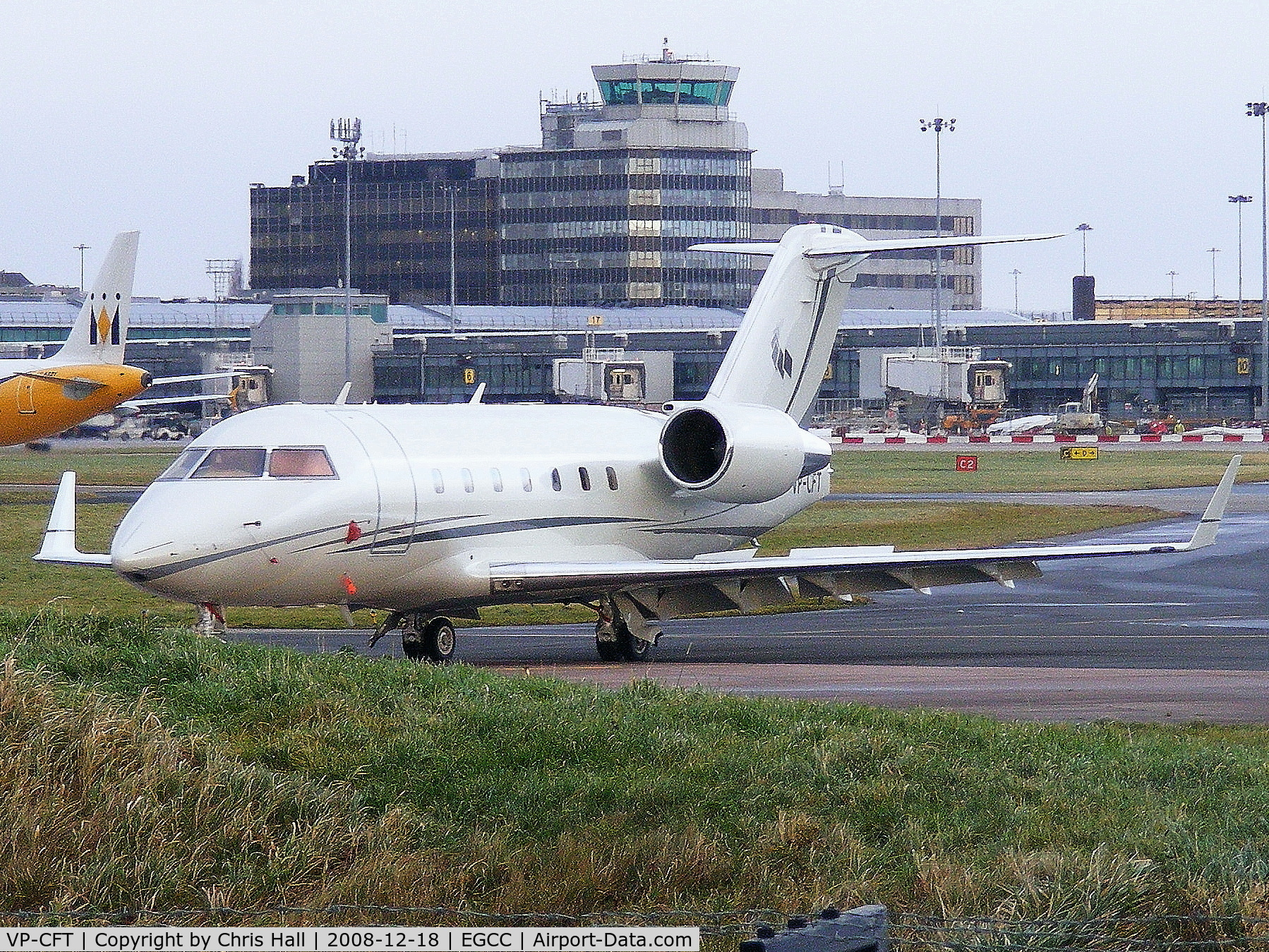 VP-CFT, 1990 Canadair Challenger 601-3A (CL-600-2B16) C/N 5067, Meral Holdings