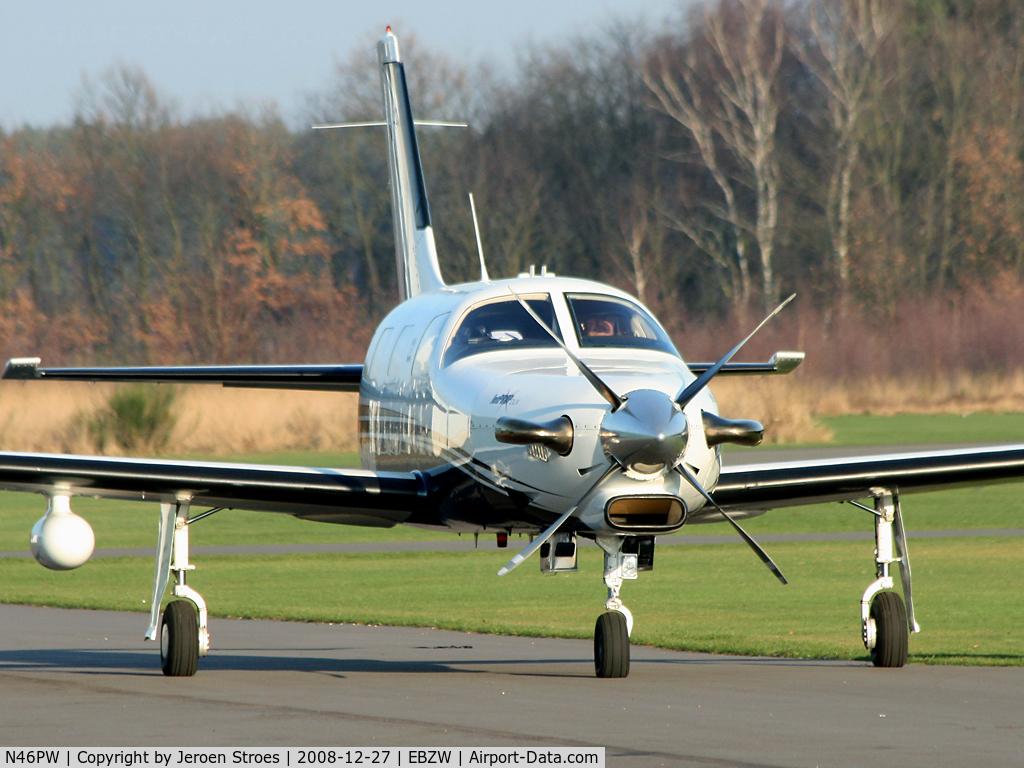 N46PW, 2005 Piper PA-46-350P Malibu Mirage C/N 4636370, .
