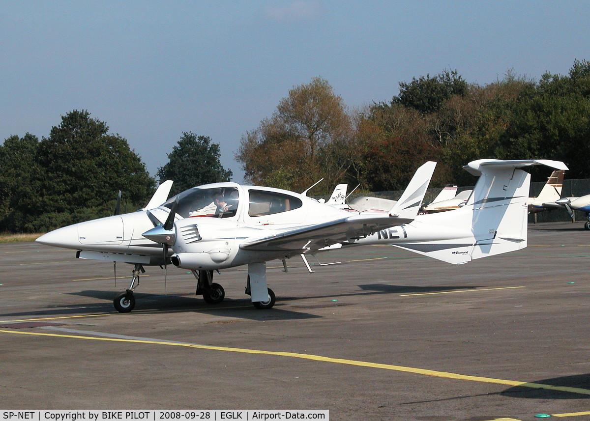 SP-NET, 2008 Diamond DA-42 Twin Star C/N 42.368, POLISH REGISTERED TWIN STAR