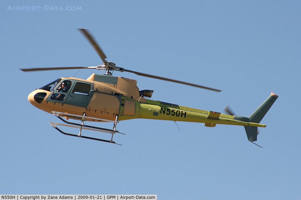 N550H, 2008 Aerospatiale AS-350B-3 Ecureuil C/N 4563, At American Eurocopter - Grand Prairie, TX