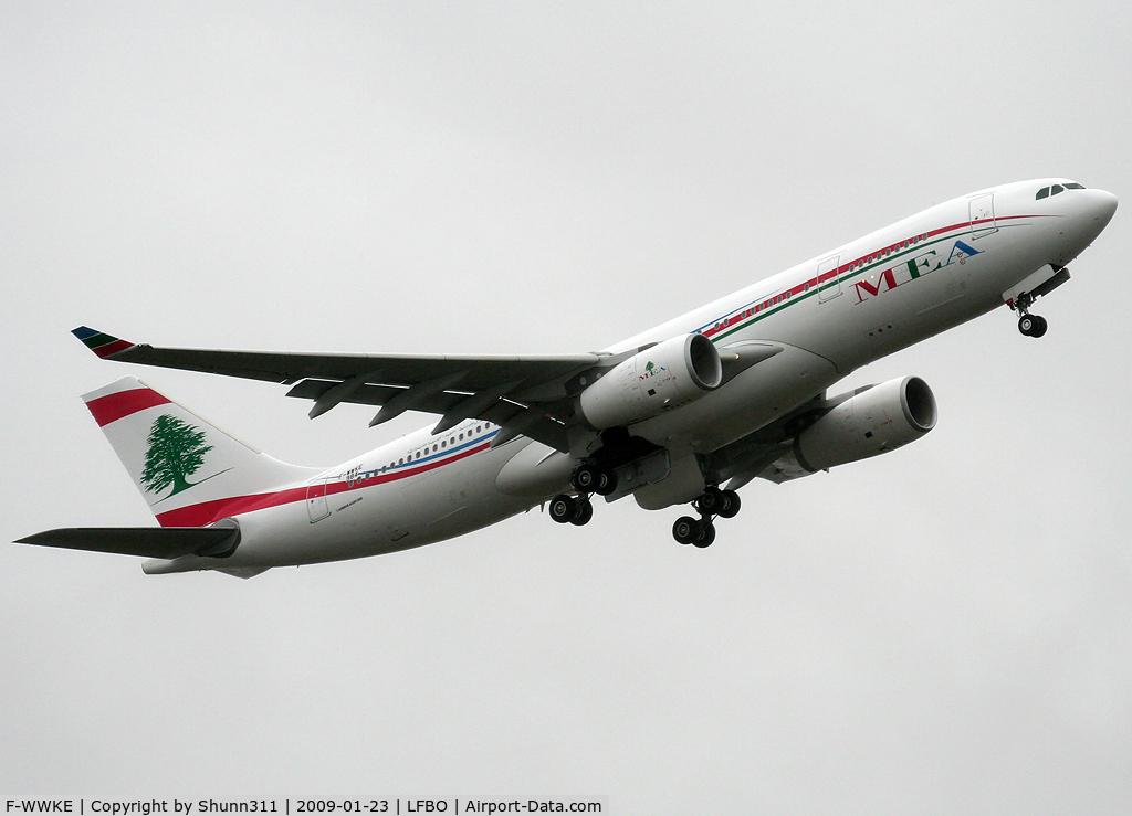 F-WWKE, 2009 Airbus A330-243 C/N 984, C/n 984 - To be F-ORMB