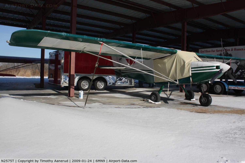 N2575T, 2007 Rans S-6 Coyote II C/N 05981224-ES, 2007 Rans S-6 Coyote II, c/n 05981224-ES