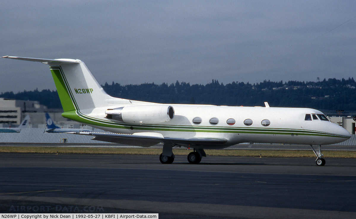 Aircraft N26WP (2001 Dassault Mystere Falcon 50 C/N 312 ...