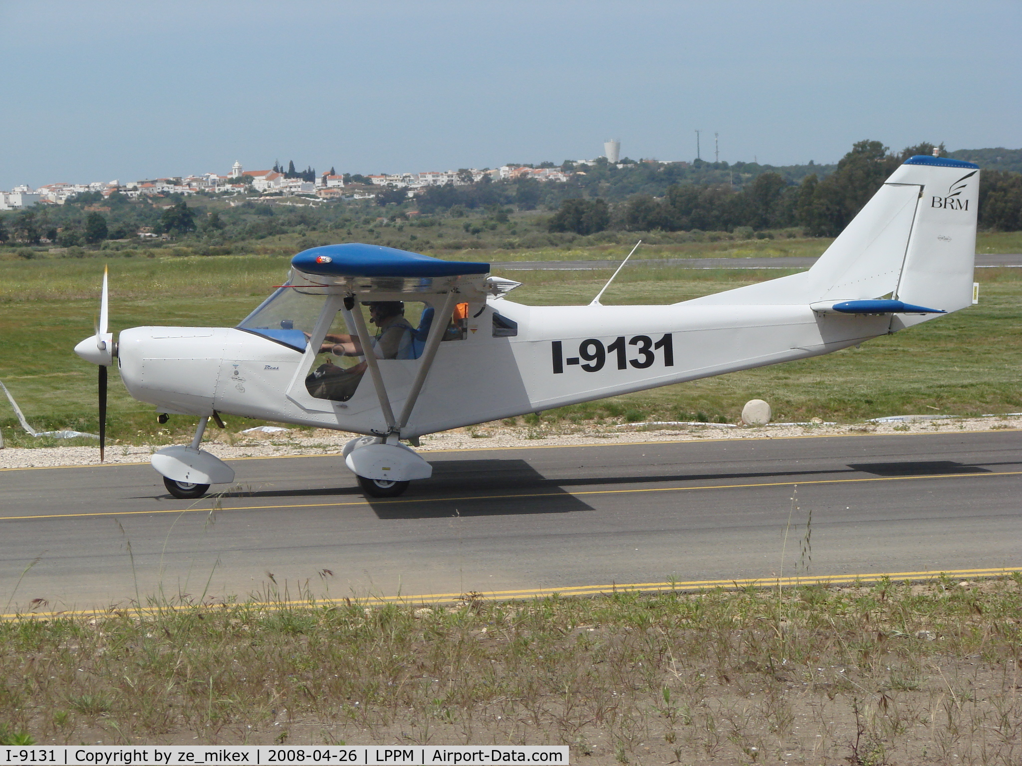 I-9131, BRM Land Africa C/N Not found, ultralight at portimao