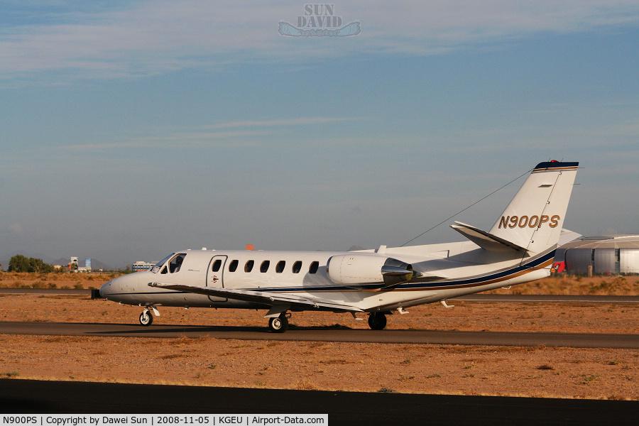 N900PS, 1991 Cessna 560 Citation V C/N 560-0118, CITATION