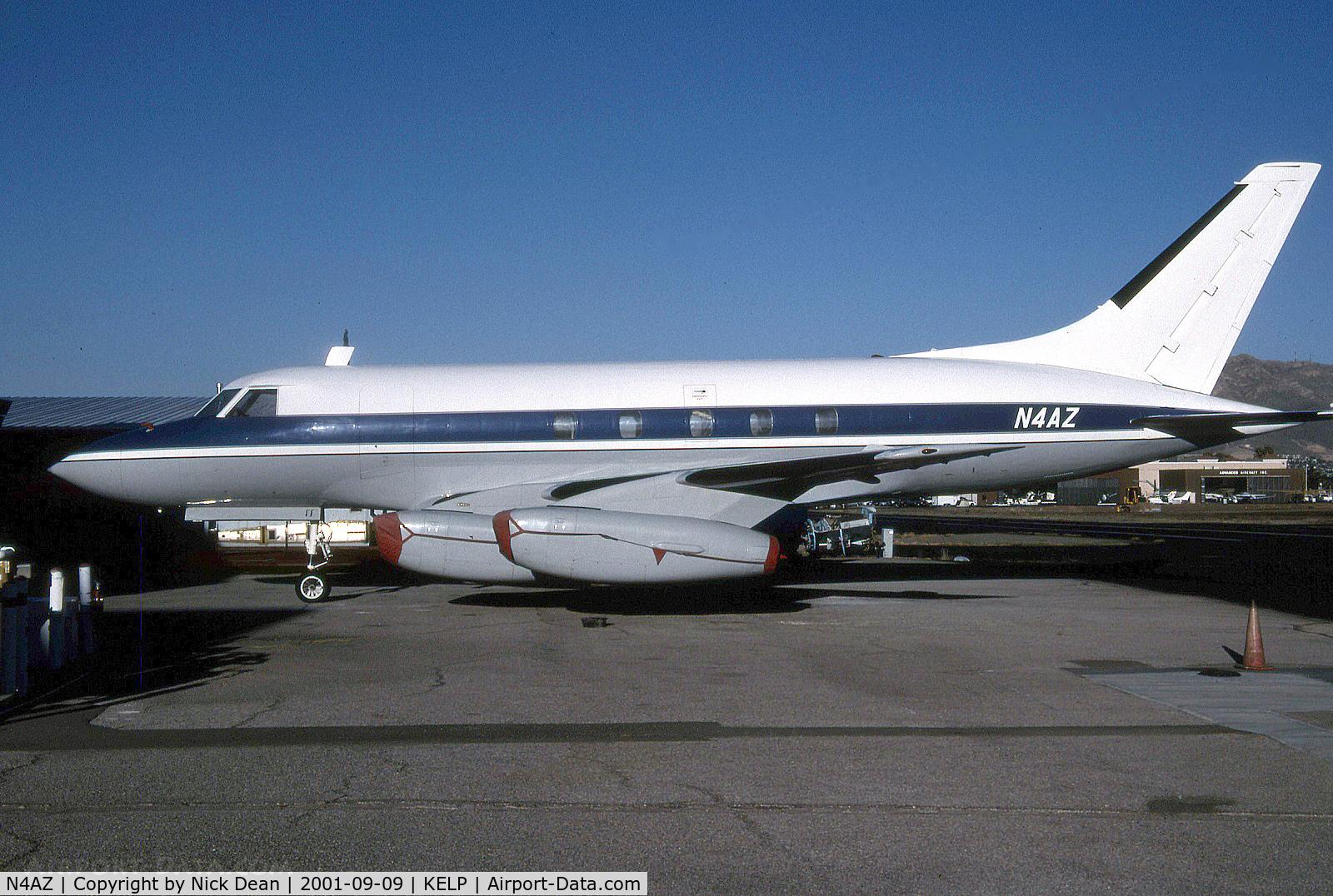 N4AZ, McDonnell Douglas 220 C/N 1, KELP