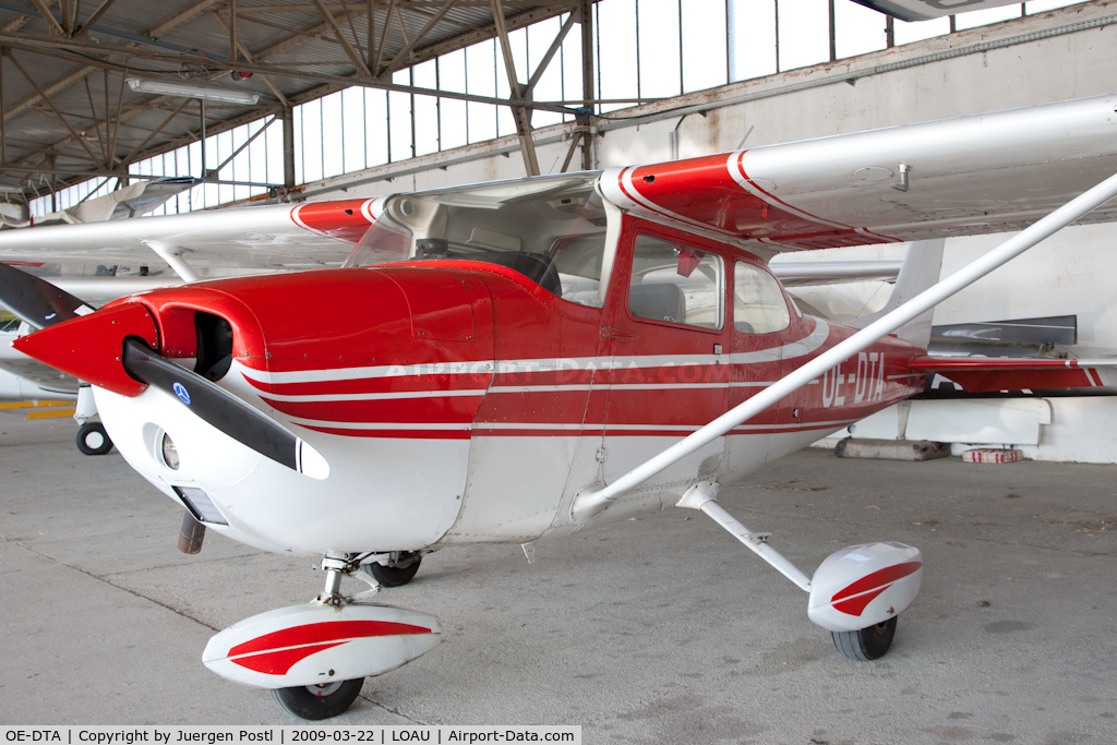 OE-DTA, Reims F172L Skyhawk C/N 0857, Reims Aviation F 172 L