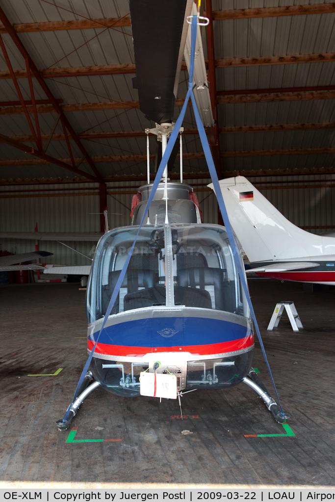 OE-XLM, 1968 Agusta AB-206B JetRanger II C/N 8046, Costr. Aeronaut.G.Agusta S.p.A. AB 206 B