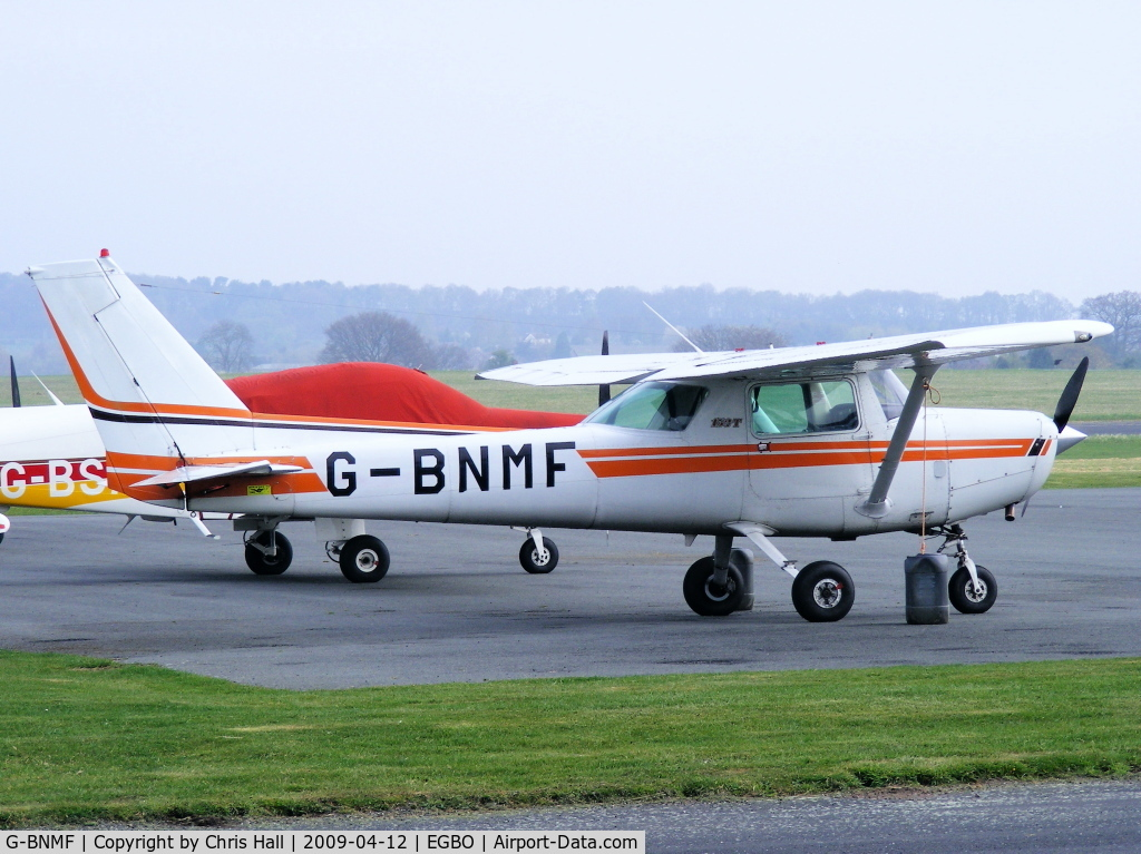 G-BNMF, 1982 Cessna 152 C/N 152-85563, CENTRAL AIRCRAFT LEASING LTD, Previous ID: N93858