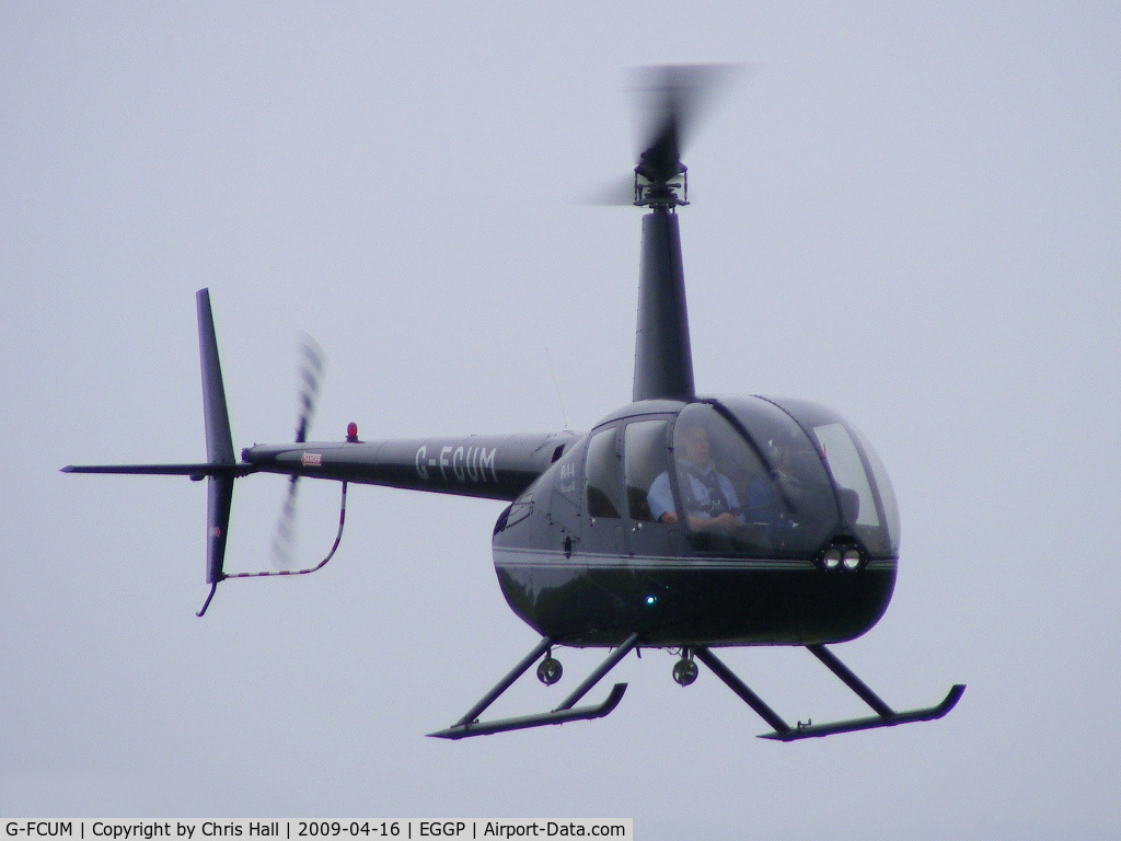 G-FCUM, 2007 Robinson R44 Raven II C/N 11723, THE GRANGE COUNTRY CLUB LTD