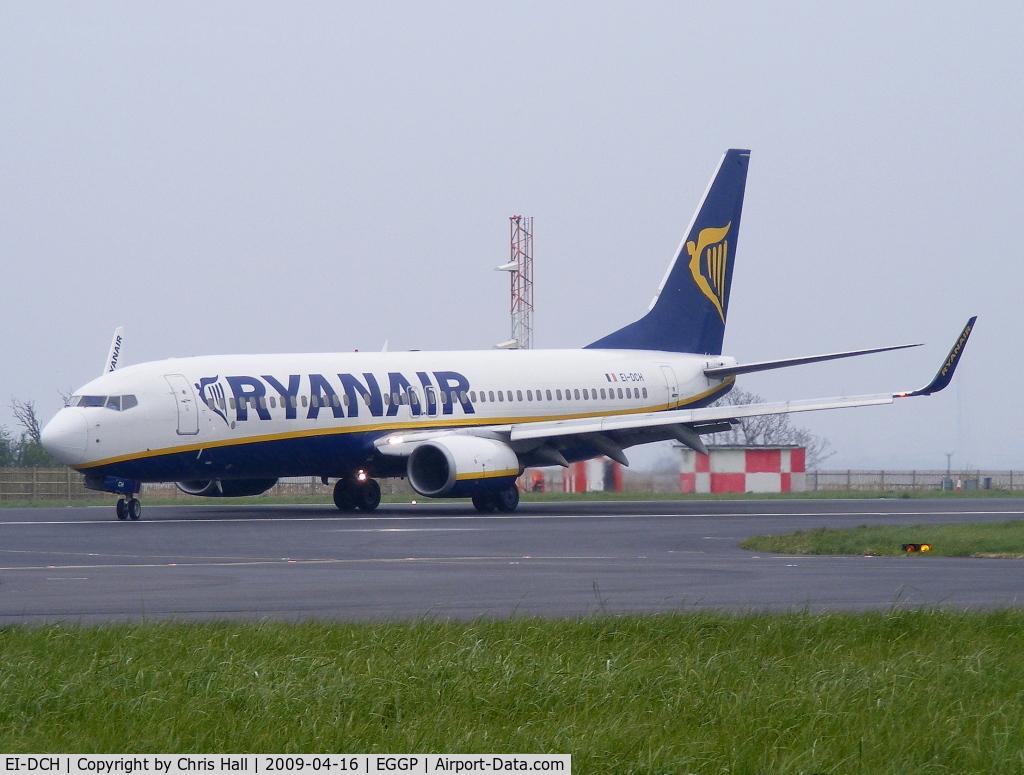 EI-DCH, 2004 Boeing 737-8AS C/N 33566, Ryanair
