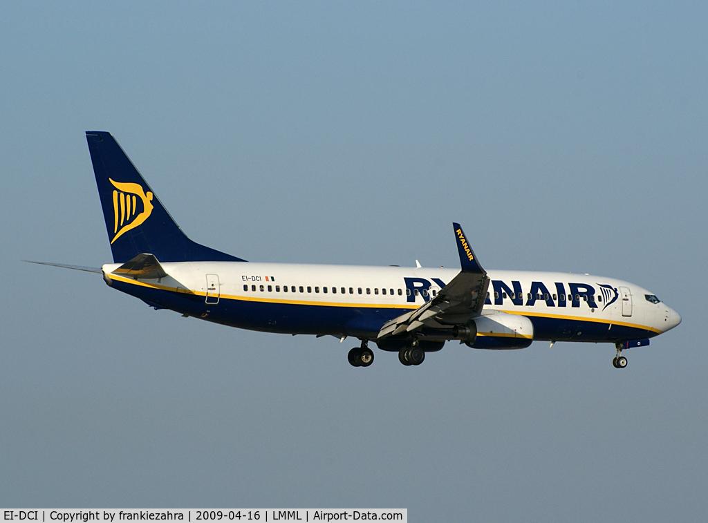 EI-DCI, 2004 Boeing 737-8AS C/N 33567, On short finals rwy 13
