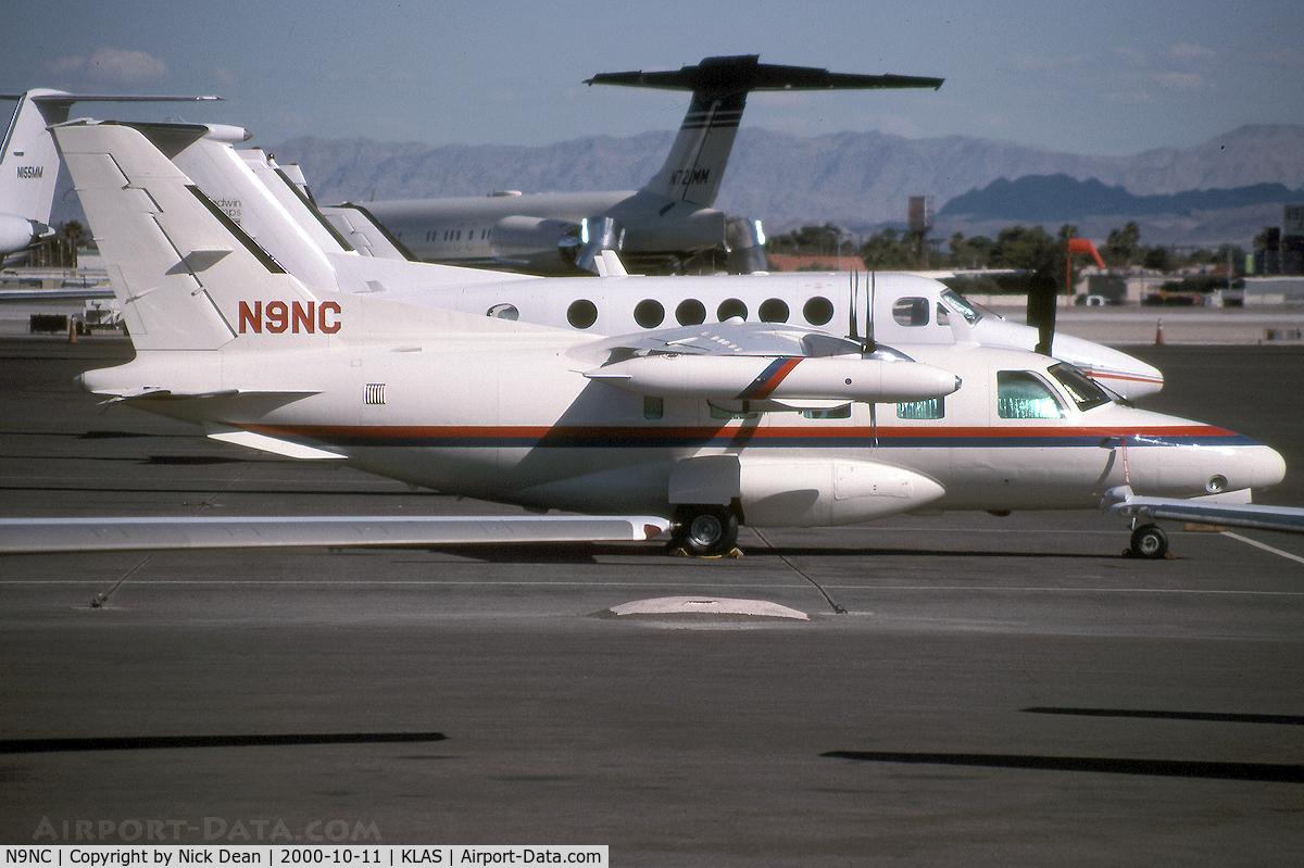 N9NC, 1978 Mitsubishi MU-2B-36A C/N N728SA, KLAS